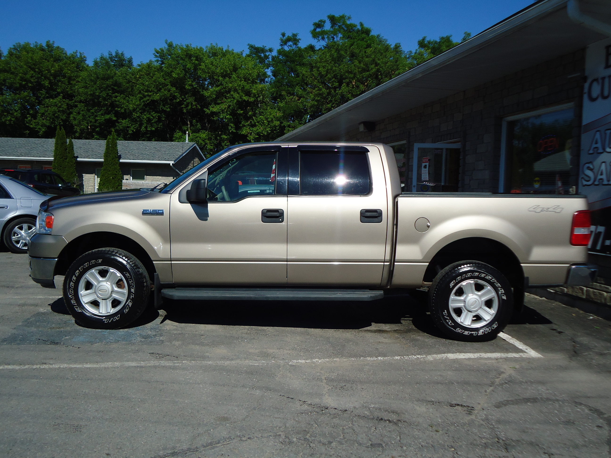 2004 ford f150 xlt supercrew 1