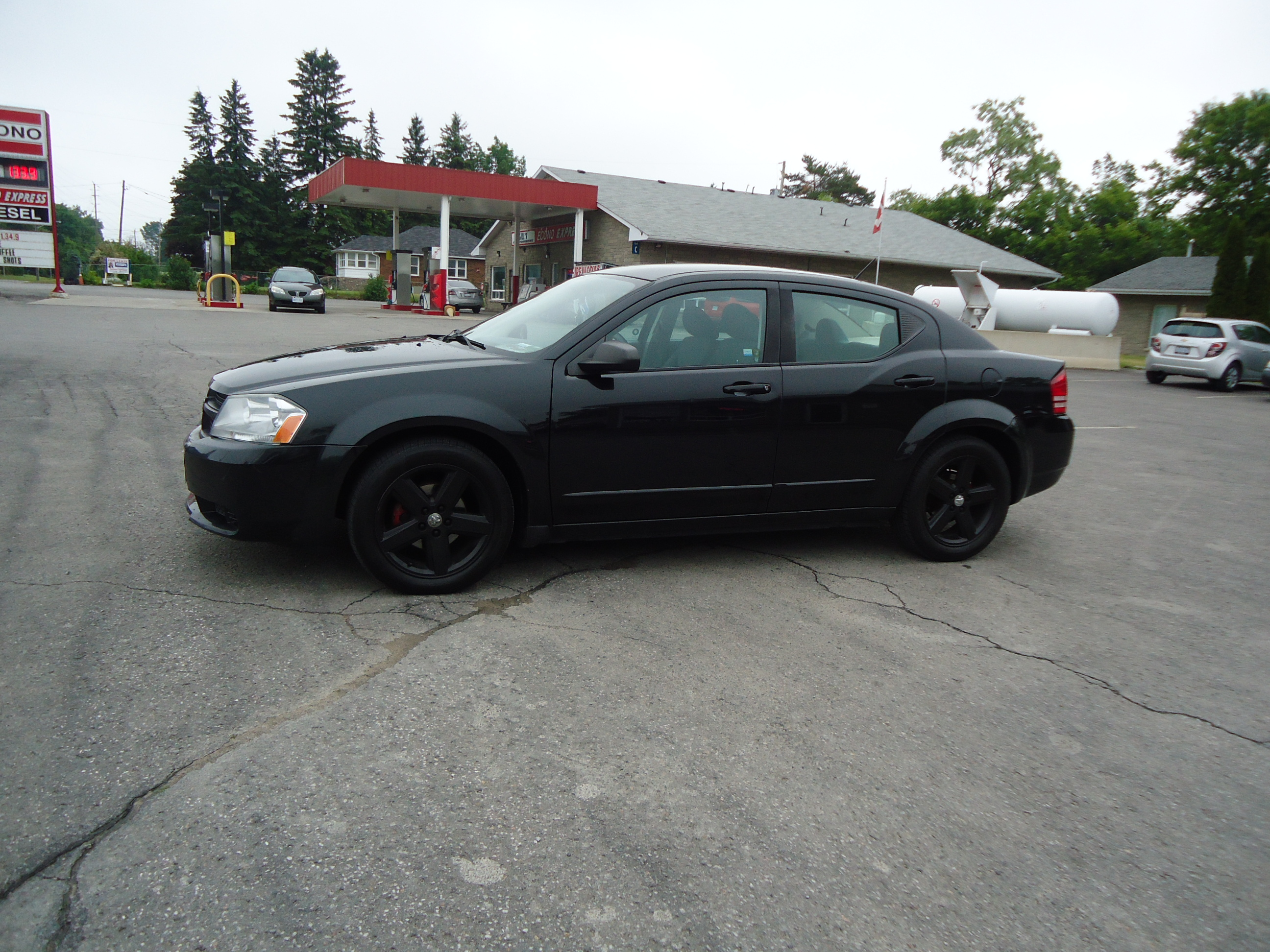 2008 Dodge Avenger Sxt Black - Viewing Gallery