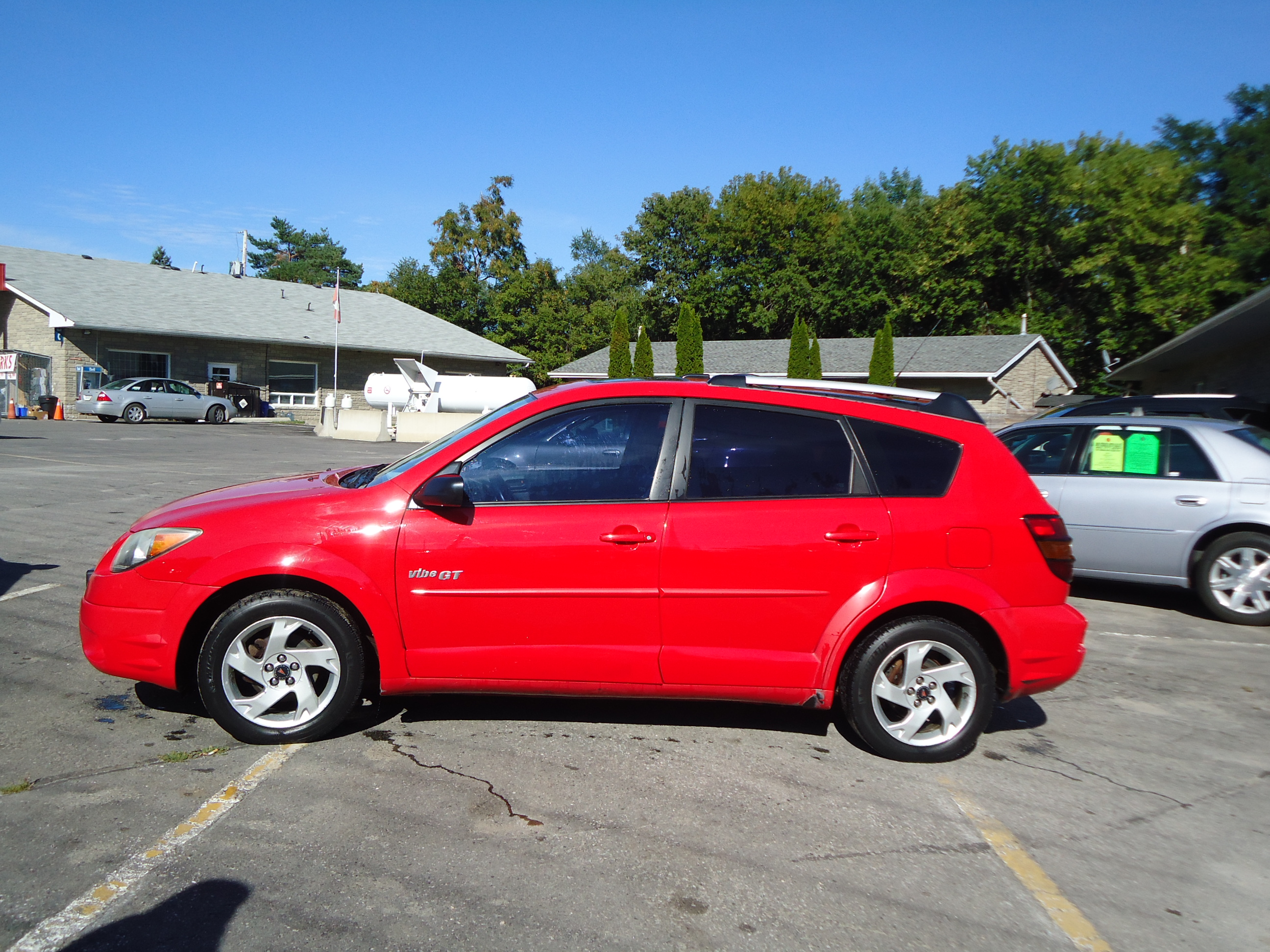 2003 pontiac vibe gt 4 bob currie auto sales. Black Bedroom Furniture Sets. Home Design Ideas