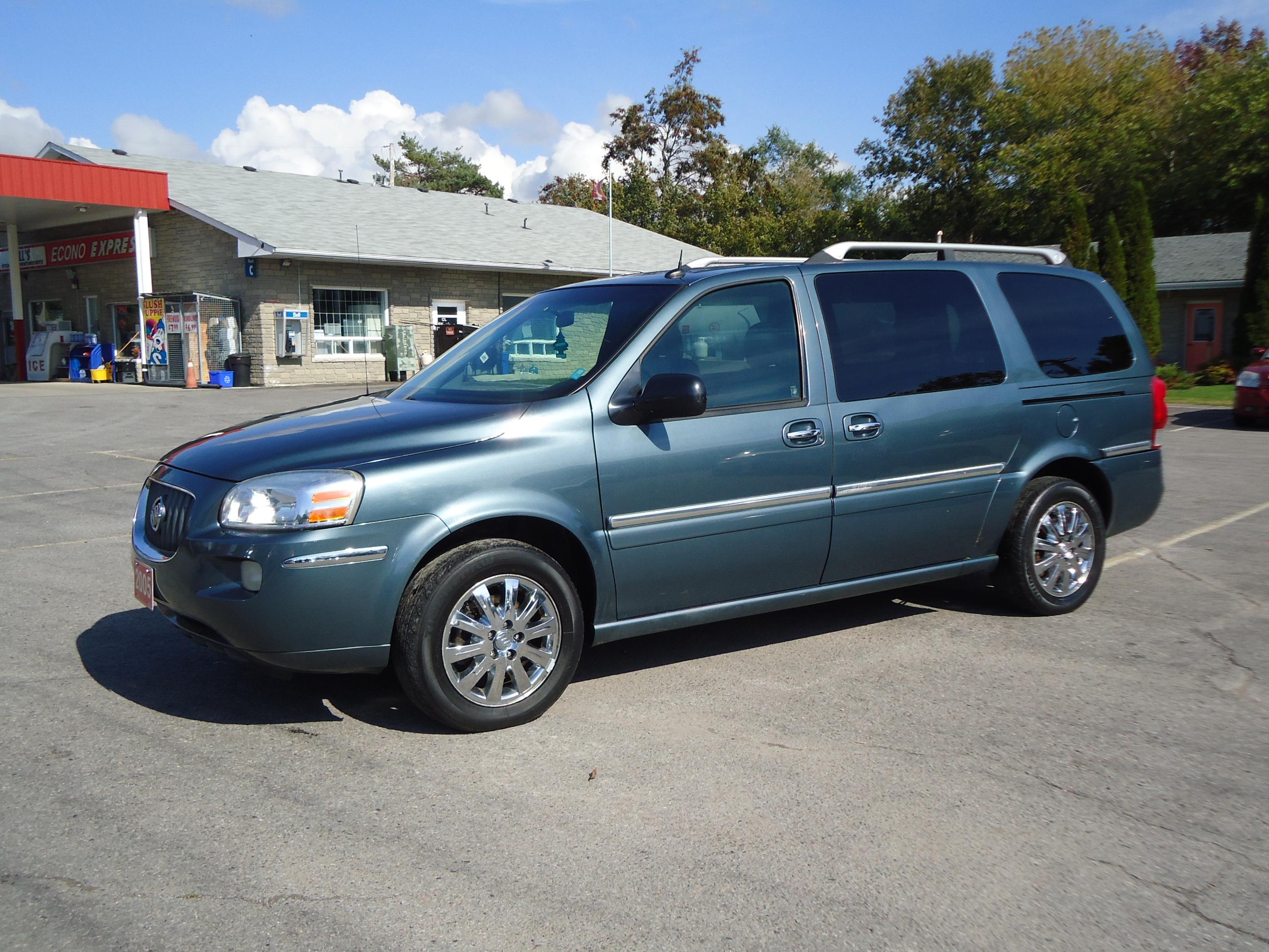 2005 Buick Terraza Cxl Van 2 Bob Currie Auto Sales