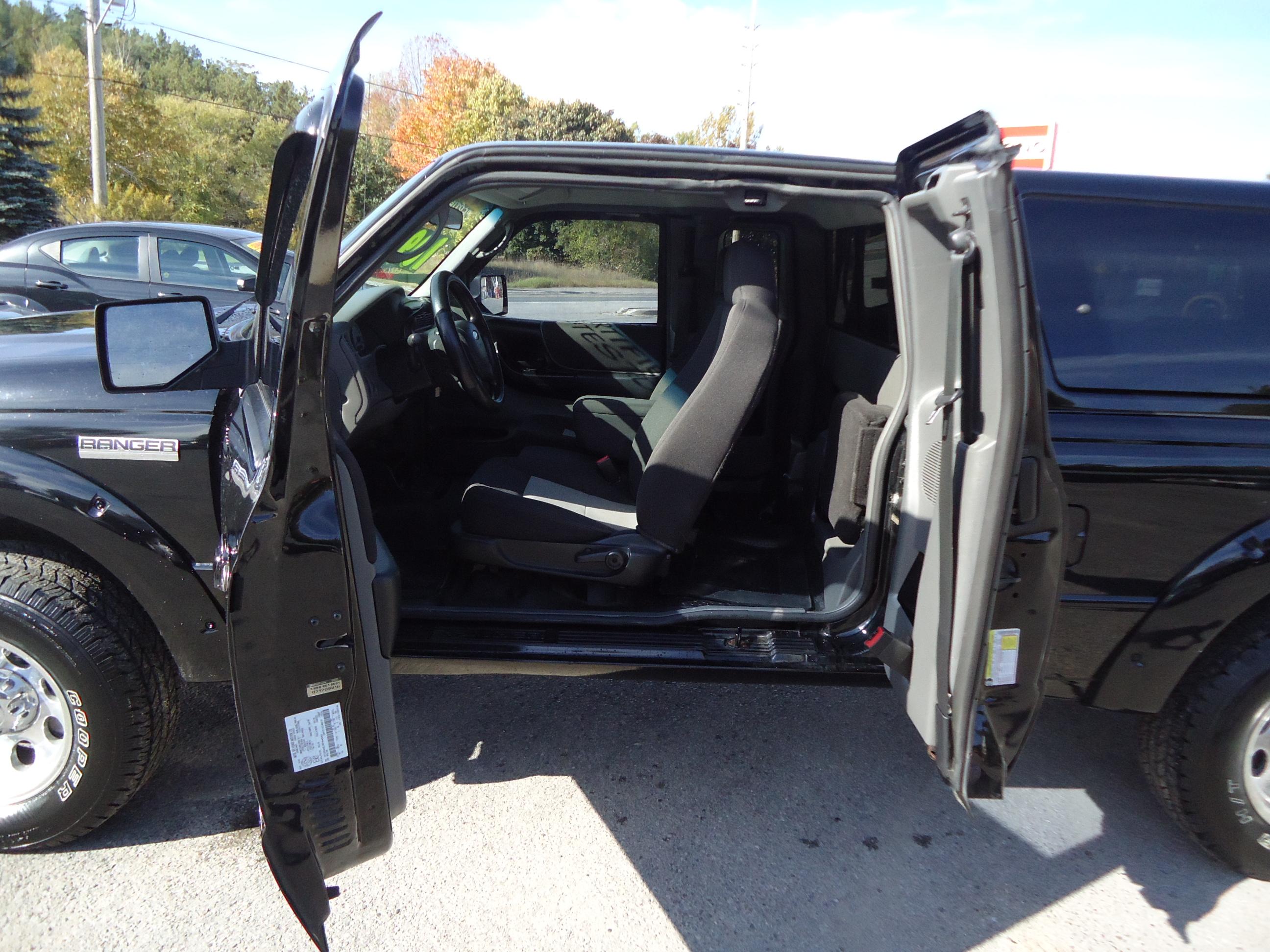 2008 Ford Ranger Sport Xlt 4x4 5 Bob Currie Auto Sales