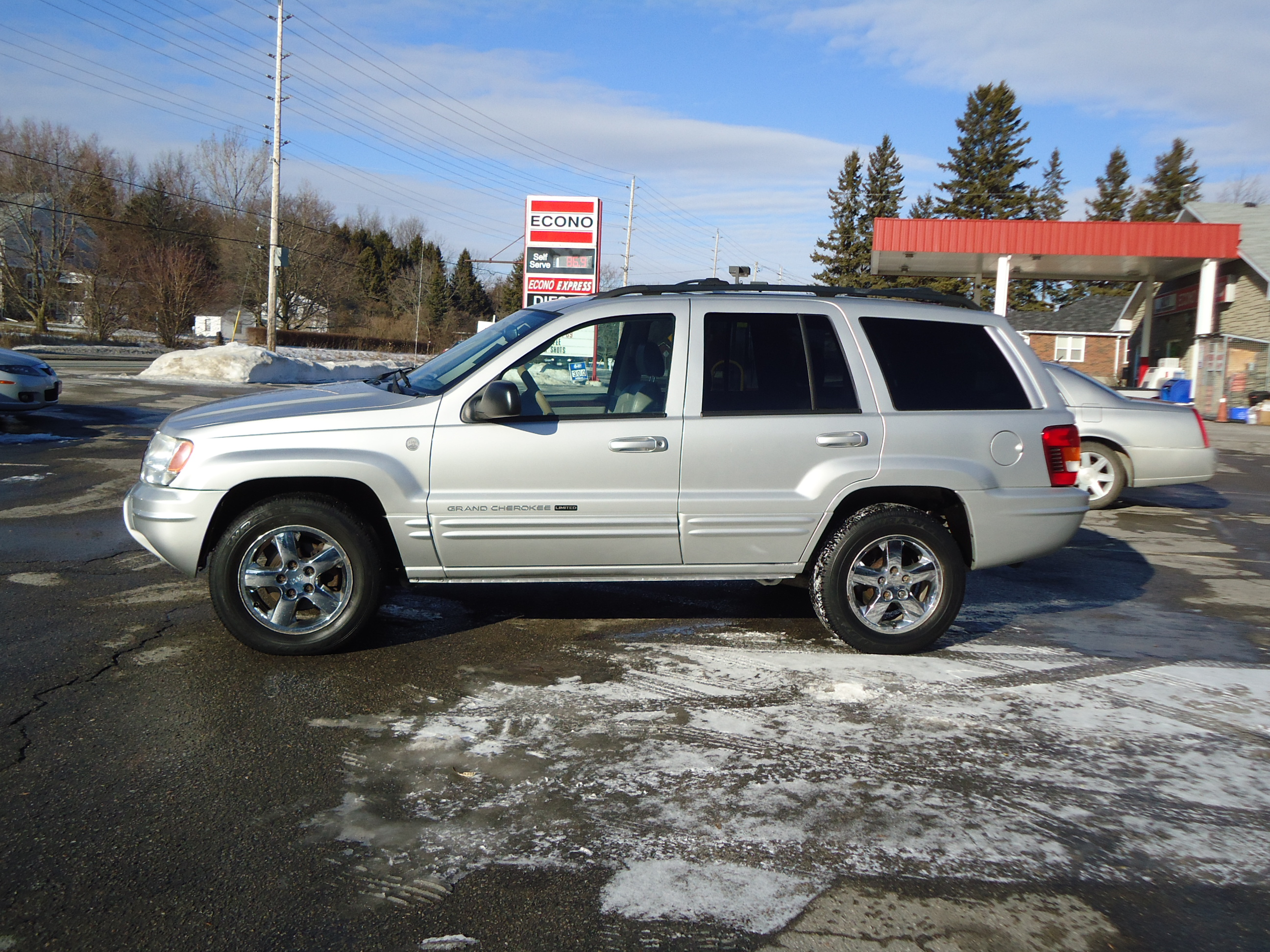 2004 JEEP GR CHEROKEE LIMITED 4X4 (9) | Bob Currie Auto Sales