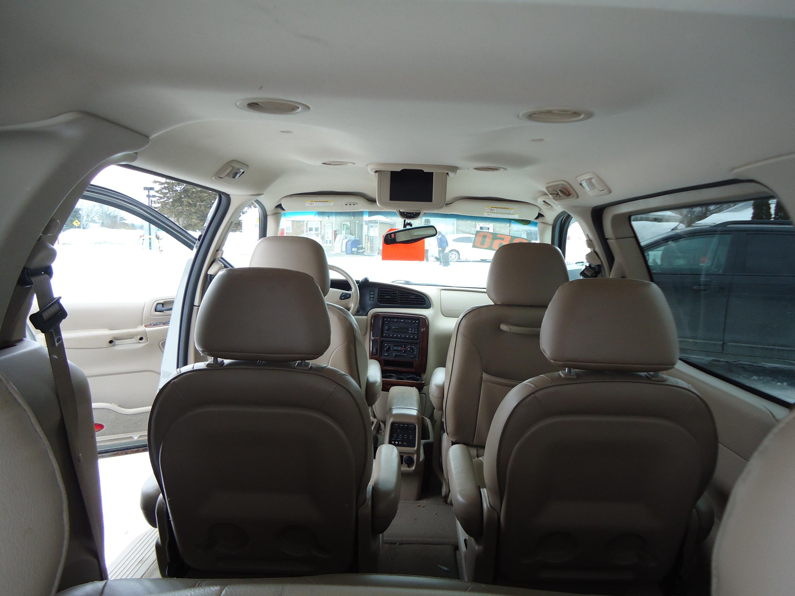 2003 Ford Windstar Sel Luxury Van 7 Bob Currie Auto Sales