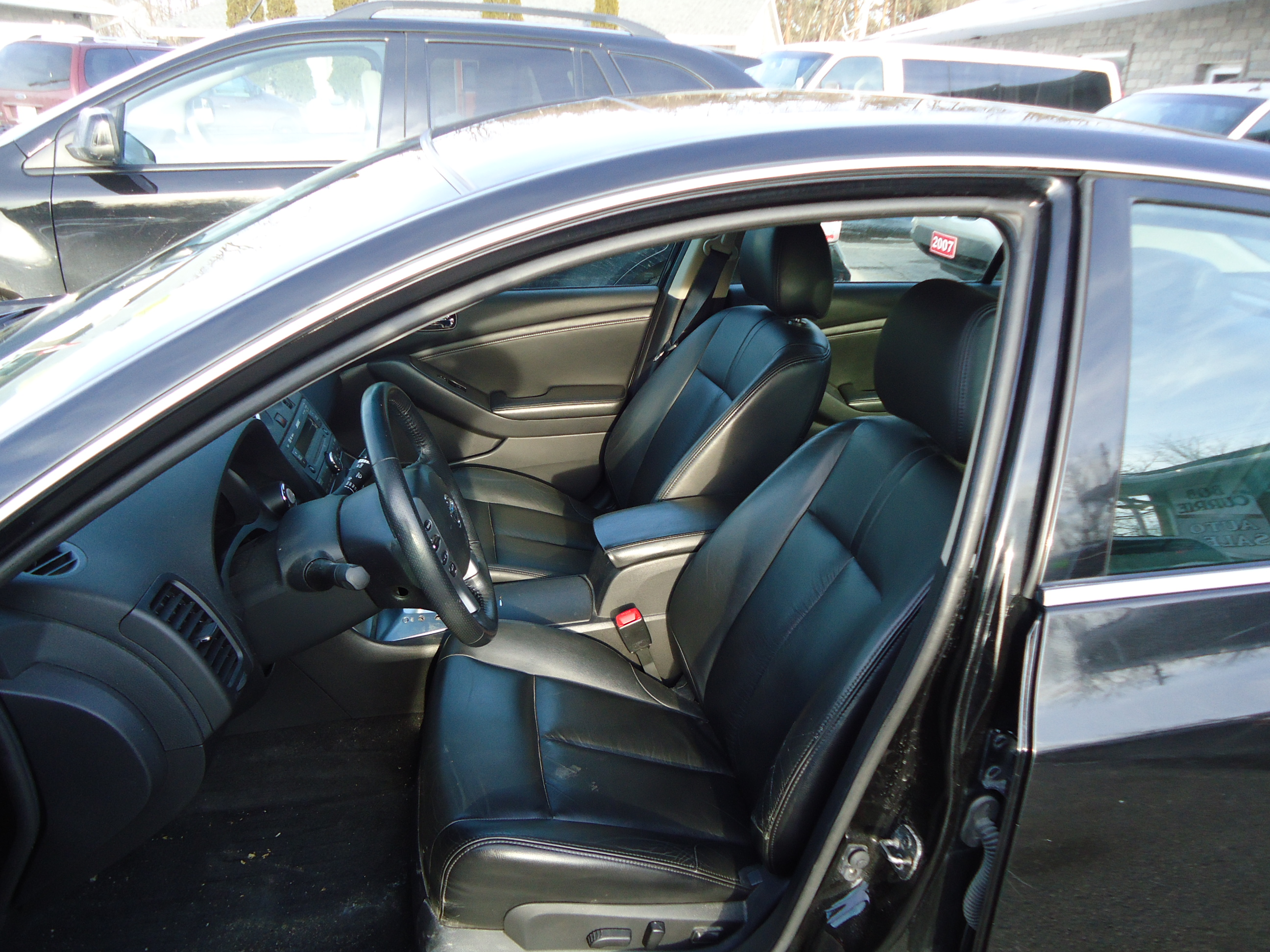 2007 Nissan Altima Interior (1)