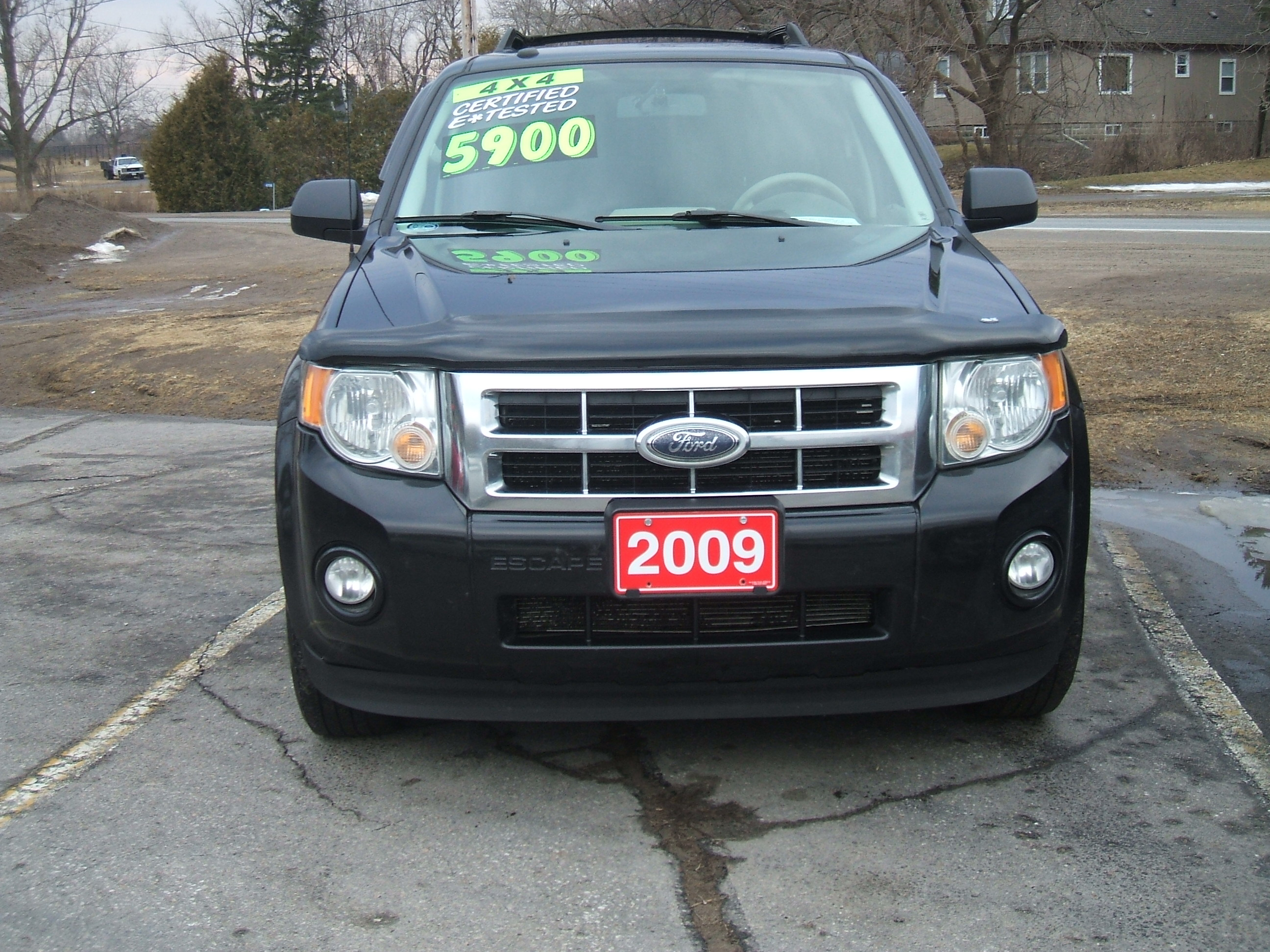 2009 ford escape xlt 1