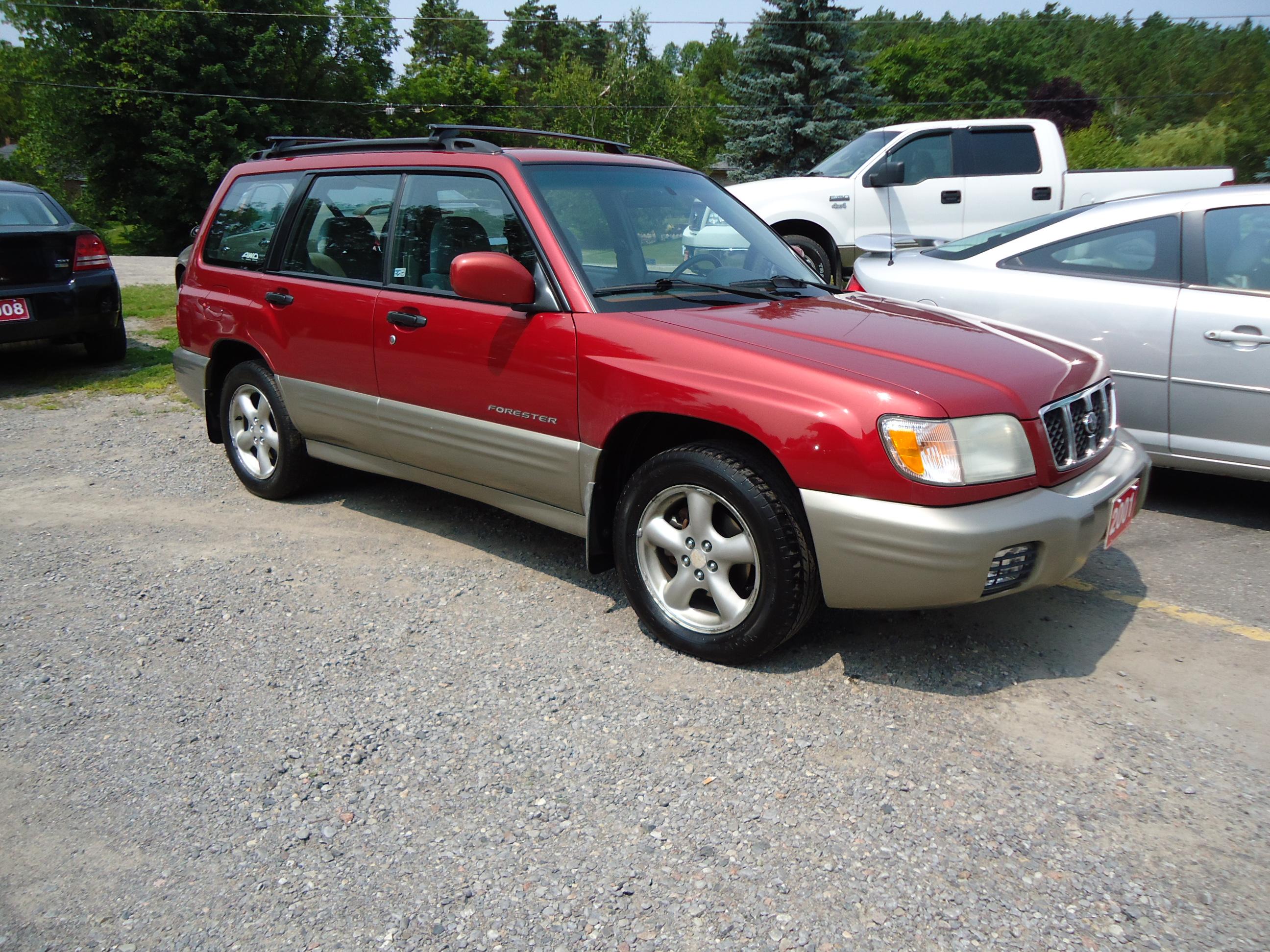 2001 subaru forester suv 1 bob currie auto sales 2001 subaru forester suv 1 bob